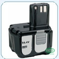 Cordless tool battery4