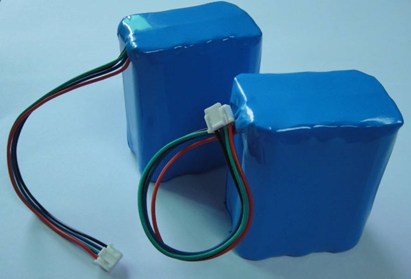 11.1v 5Ah 18650 Lithium Ion Battery Pack