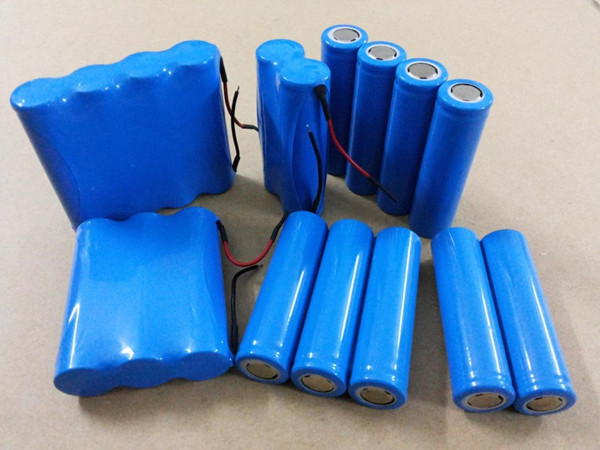 3.7v/7.4v/11.1v/14.8v 2.6AH 18650 battery pack
