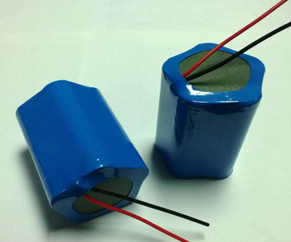 18.5v 2.2AH 18650 battery pack